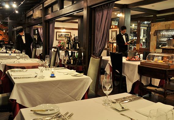 個室レストラン「アヴァンセ」
