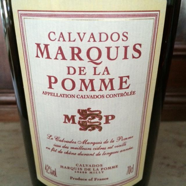 1982 Marquis de la Pomme / 1982 マルキ・ド・ラ・ポム